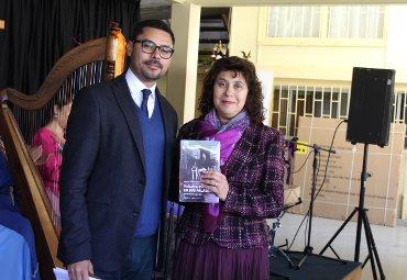 PUCV efectúa donación de textos al Liceo José Cortés Brown de Viña del Mar