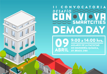 Demo Day Desafío CON-VI-VA Smartcities 2019