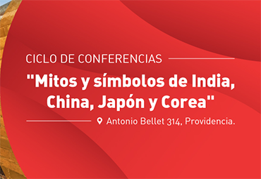 "Ciclo de conferencias ""Mitos y símbolos de India, China, Japón y Corea"""