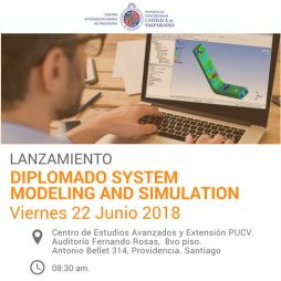 Lanzamiento Diplomado System Modeling and Simulation