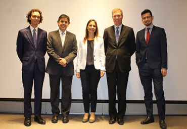 Facultad de Derecho PUCV y Thomson Reuters celebraron el Legal Management Day LATAM 2018