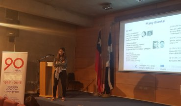 "Investigadora del CNRS imparte el seminario: ""What role for host and pathogen factors in the polymicrobial disease affecting juvenile oysters?"""