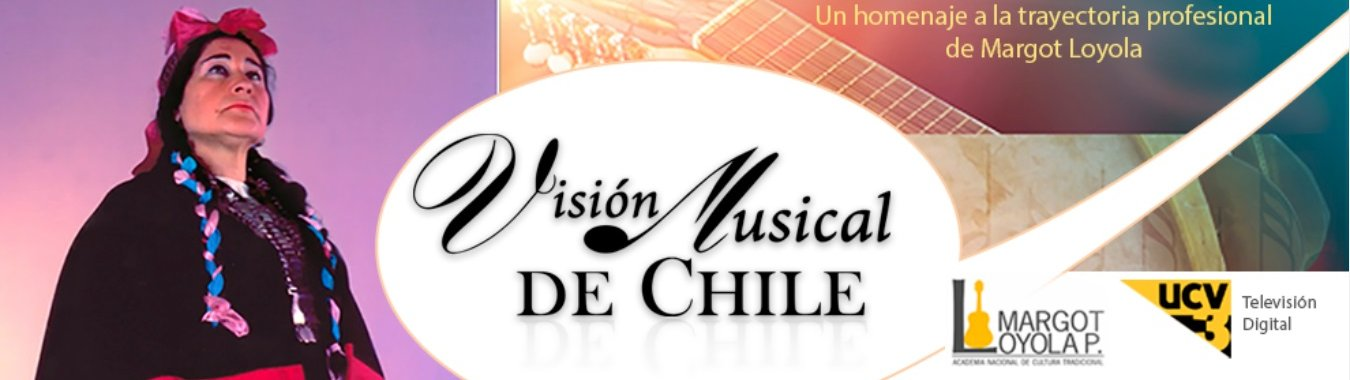 "Programa ""Visión musical de Chile"" en UCV TV"