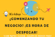 "Workshop: ""¿Comenzando tu negocio? ¡Es hora de despegar!"""