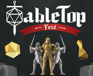 "Evento ""Tabletop Fest"""
