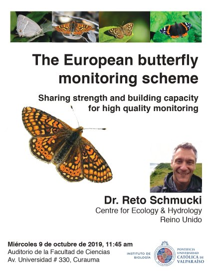 The European butterfly monitoring scheme. Sharing strength and building capacity fot high quality monitoring