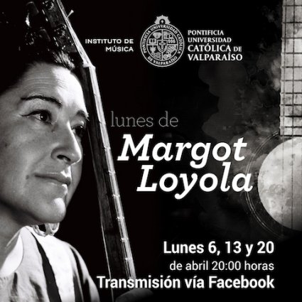 "IMUS presentará Documental ""A lo Humano"" con Margot Loyola"