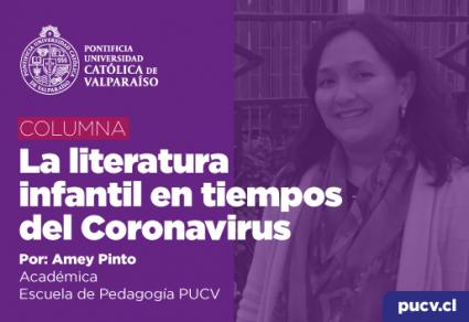 Opinión: La literatura infantil en tiempos del Coronavirus