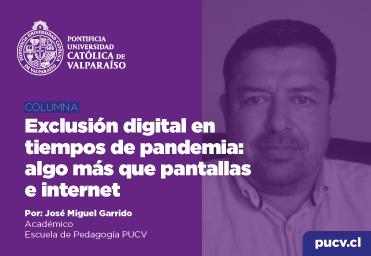Opinión: Exclusión digital en tiempos de pandemia: algo más que pantallas e internet