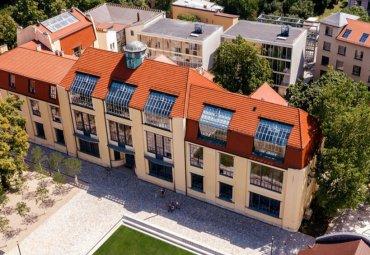 PUCV firma convenio de cooperación con Bauhaus-Universität Weimar