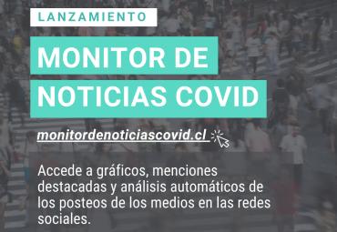 Periodismo PUCV lidera proyecto donde se analizan publicaciones sobre la pandemia en Redes Sociales