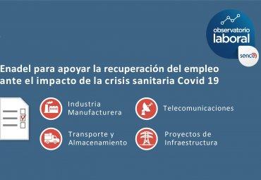 Se inicia 3° Encuesta de Demanda Laboral en Valparaíso con foco en la recuperación del empleo