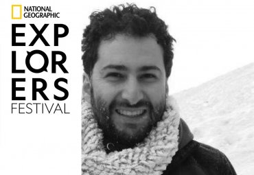 """Académico del Instituto de Geografía participa en Festival Internacional """"National Geographic Explorers"""""""