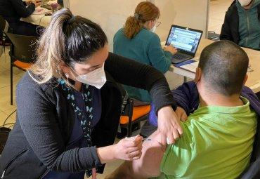 Más del 88% de los estudiantes PUCV completaron el esquema de vacunación contra el Covid-19