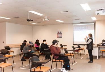 Facultad de Ingeniería PUCV realizó positivo balance sobre retorno a la presencialidad