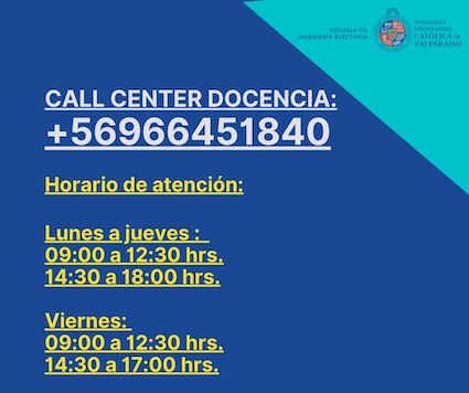 Call Center Docencia